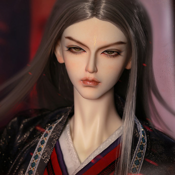 New arrival Shuga Fairy Astrea 1/3 Qiulubai BJD SD Doll Uncle Doll Resin Toys for Kids Action Figure Male Body 2