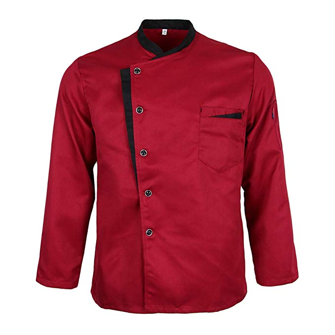 Alexandra Short Sleeve Chef Cook Cafe Kitchen Hospitality Catering Jacket HO10