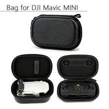 Taşınabilir su geçirmez PU naylon saklama çantası taşıma çantası koruyucu uzaktan kumanda çantası DJI Mavic Mini Drone aksesuarları