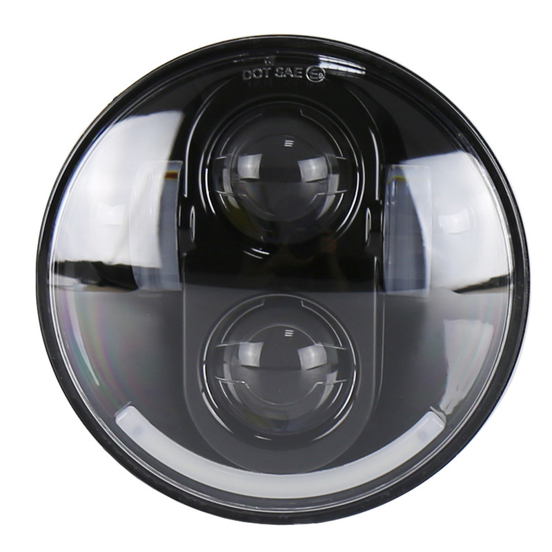 The Vectra Motorcycle Performance Special Headlights Headlamps 40 W 5.75 Inch Harley Davidson Led Headlight