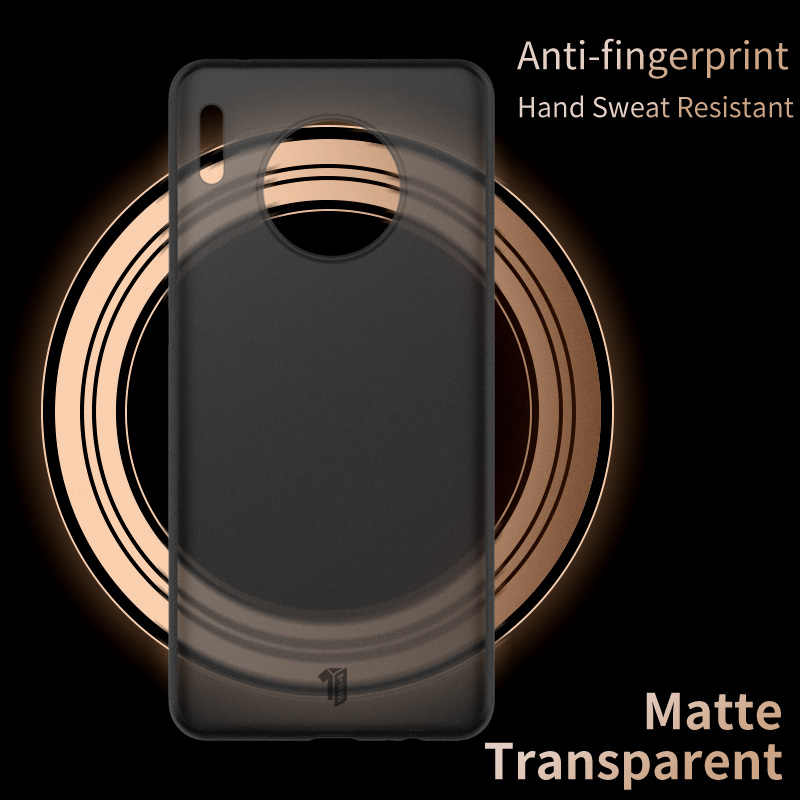 X-nível caso claro para huawei companheiro 30 pro ultra fino super luz pp voltar capa de telefone para huawei mate 30 caso transparente mate30