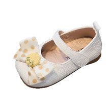Sneakers Princess-Shoes Girls Baby Kids Casual Children Non-Slip COZULMA Butterfly-Knot