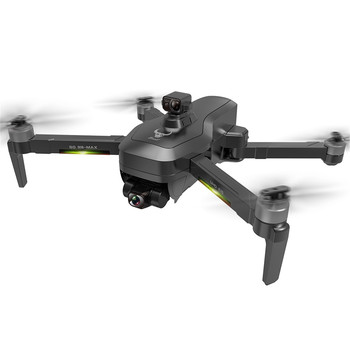 SG906 Pro MAX drone 4k profesional  Automatic Obstacle Avoidance 3-Axis Gimbal 5G WiFi GPS Drone RC Drone Kid Toy GIft 2