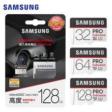 SAMSUNG PRO Endurance microSD Memory Card 128GB 64GB 32GB Read speed up to 100 MB/s microSDXC Card