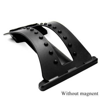 Multi-function Back Lumbar Massager Magnetic Stretcher  7