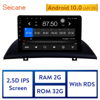 Seicane 9 2din Android 10.0 Car GPS Multimedia Player For 2004 2007 2012 BMW X3 E83 2.0i 2.5i 2.5si 3.0i 3.0si 2.0d 3.0d 3.0sd