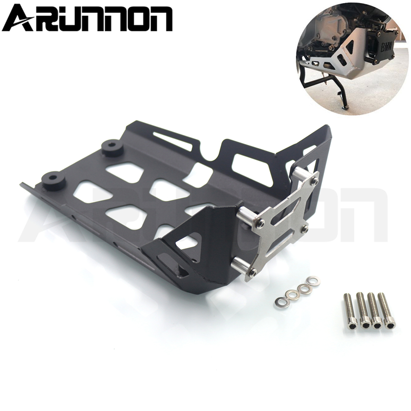 For BMW G310R G310GS G310 R GS <font><b>G</b></font> <font><b>310R</b></font> 2017 2018 Motorcycle Accessories Expedition Skid Plate Engine Chassis Protective Cover image