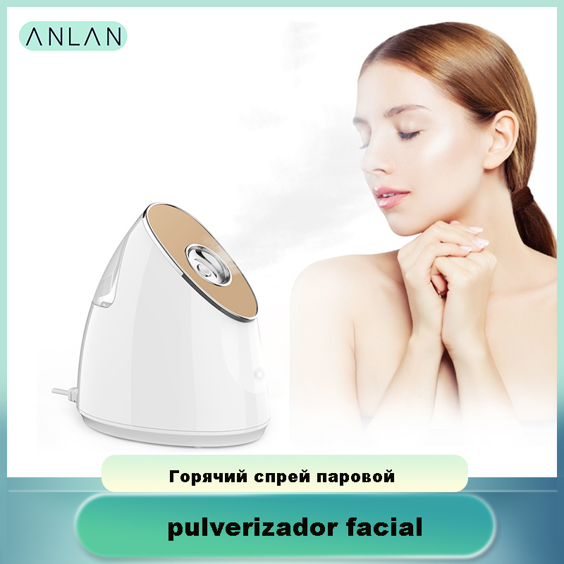 Hot Spray Steam Face Sprayer Ion Beauty Instrument Nano Ionic Face Steamer For Face Beauty Salon Personal Sauna SPA Face Sprayer