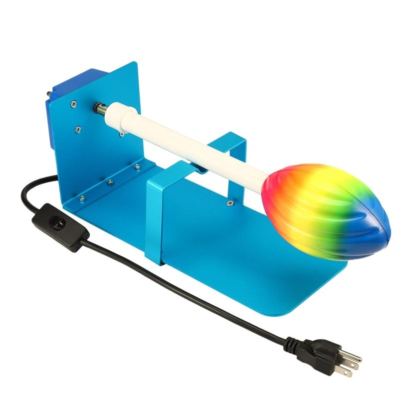 4 Cup portable Rainbow Tumbler Turner