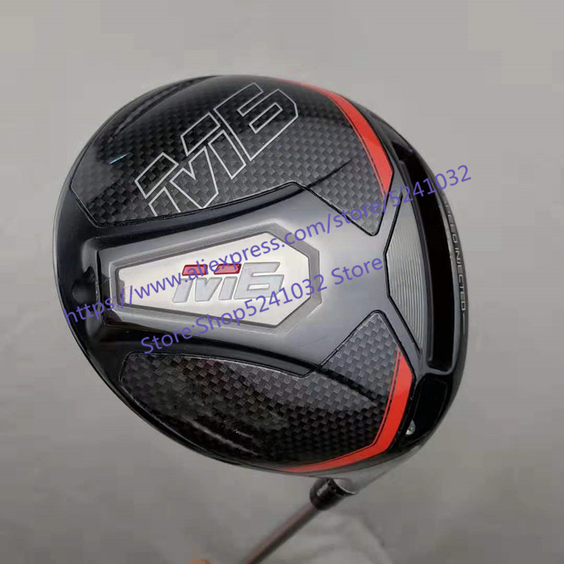 2019 M6 Golf Club Drive + Fairway Wood Graphite Rod R/S Flex Level Free Shipping