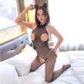 Frauen Sexy Dessous Offenen Bh Ouvert Bodystocking Erotische Porno Body Sex Kleidung Sheer Mesh Unterwäsche Fancy Nachtwäsche