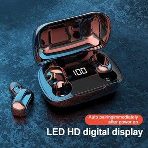 Наушники Bluetooth 5,0 L21 Pro TWS, беспроводные наушники, hi-fi звук, свободные руки, Стерео Игровые наушники для всех смартфонов