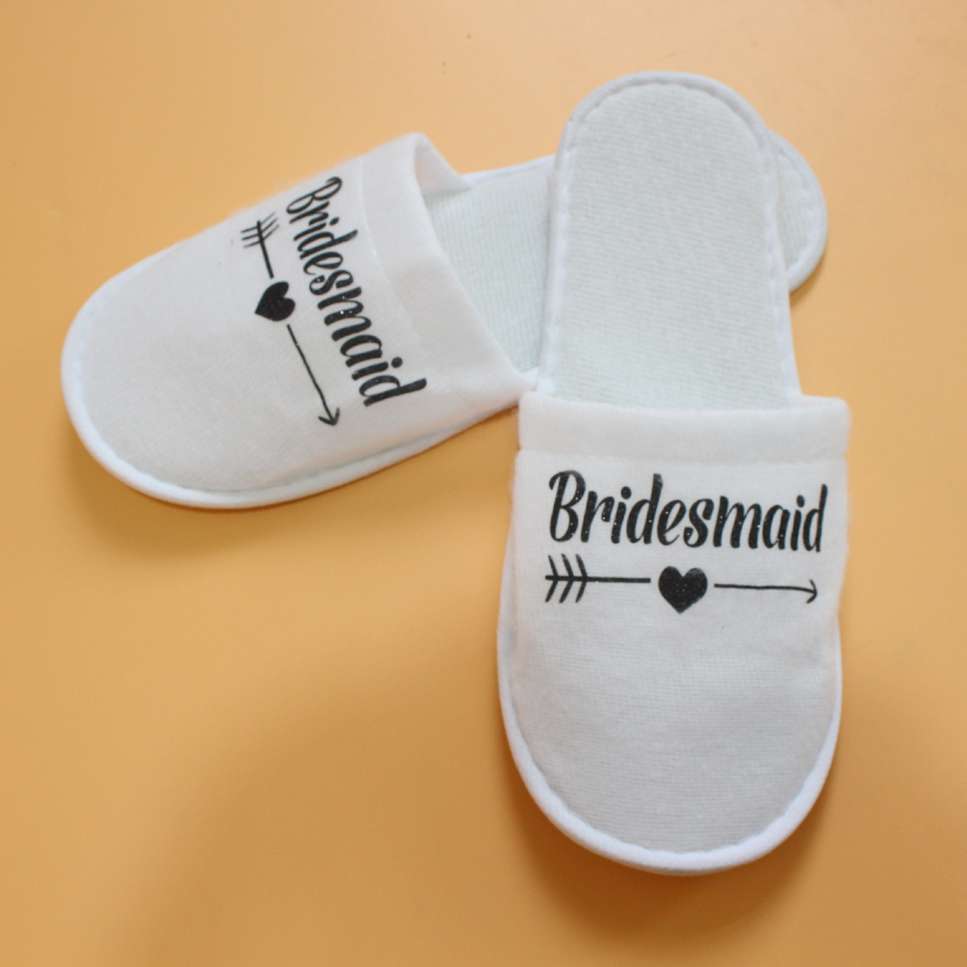 Bridemaid black