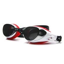 Gafas de natación galvanizadas para hombre y mujer, lentes de natación con protección UV400, impermeables, de silicona, Anti agua de niebla, para buceo y piscina