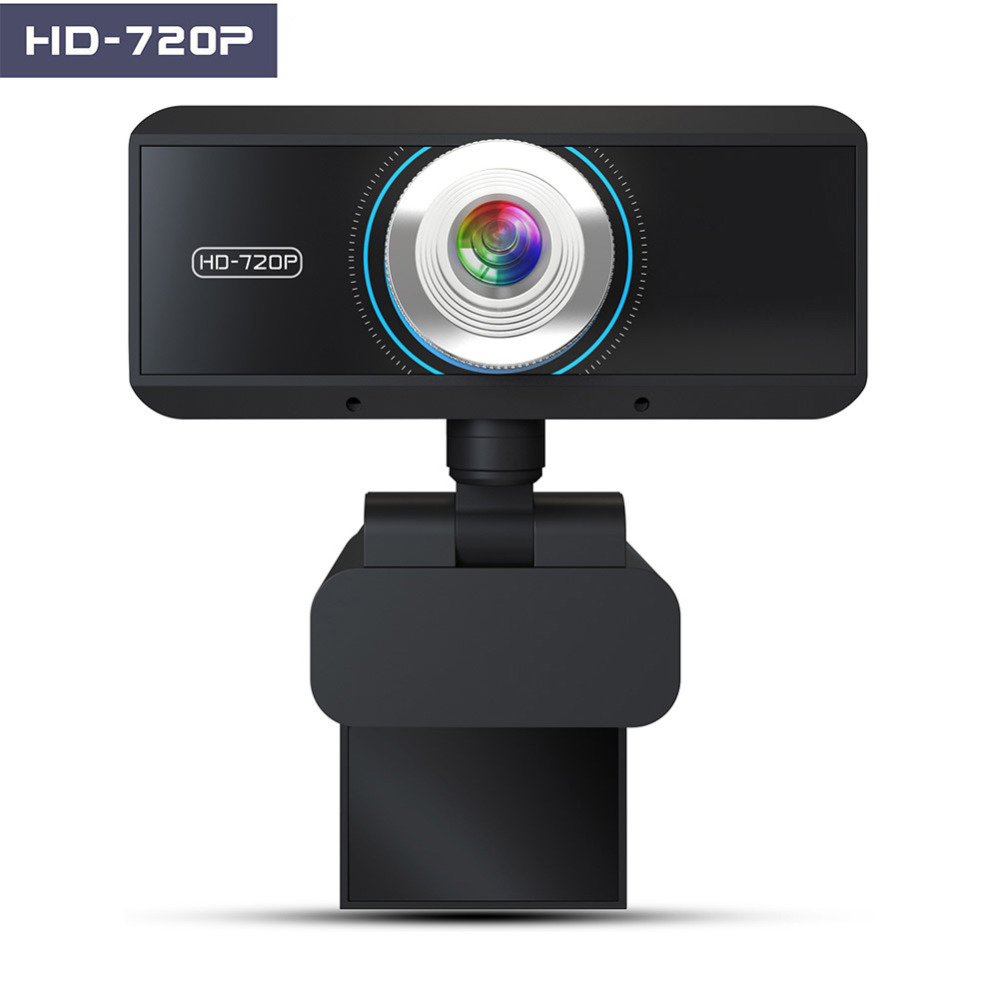 480P/720P/1080P USB Webcam for Video Calling/Recording with Auto White Balance/Color Correction 10