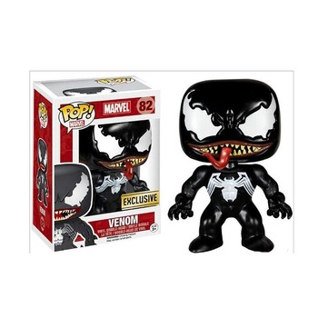 FUNKO POP Venom Deadpool PVC Action Figure Toys Anime Figure Decoration Collection Model for Kids Birthday Christmas Gifts 4