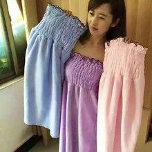 Wearable Bath Towels Elastic…
