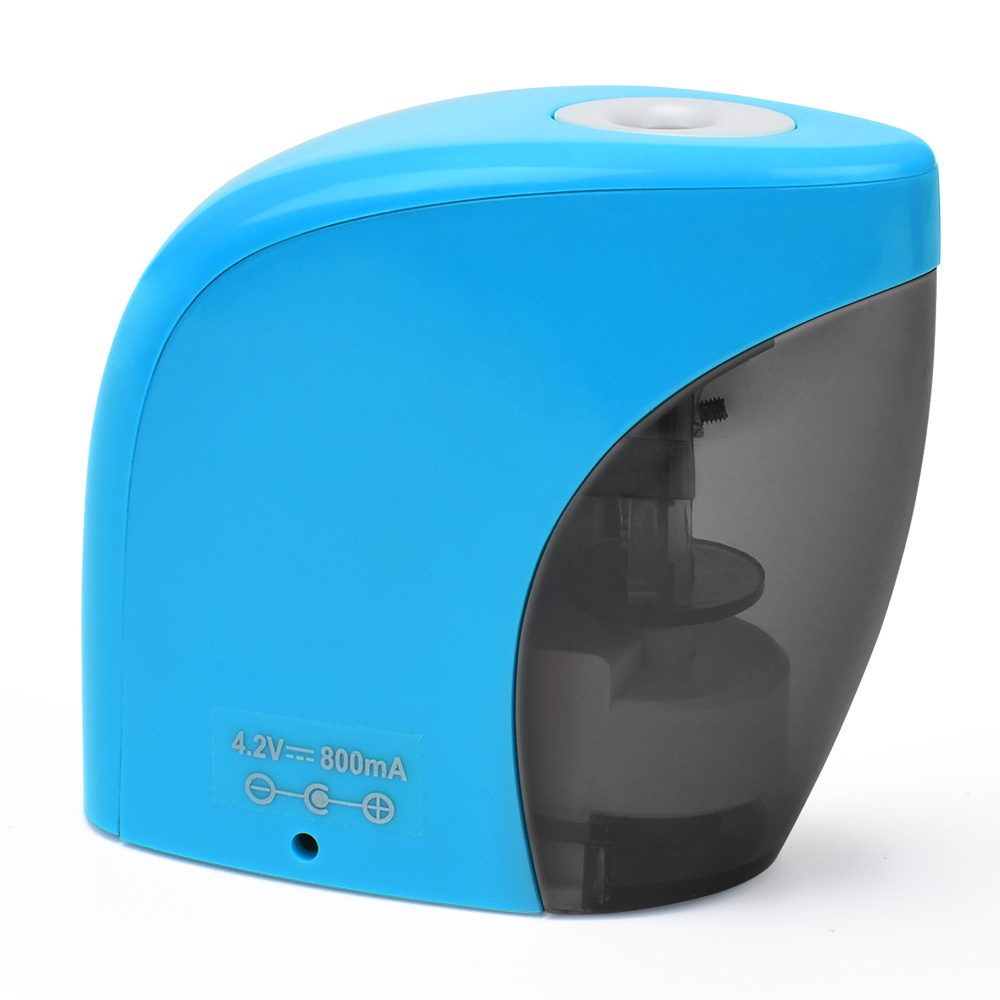 Portable Electric Pencil Sharpener Auto On And Off USB Connected Stationery Student School Supplies Kids Gift For Home Office