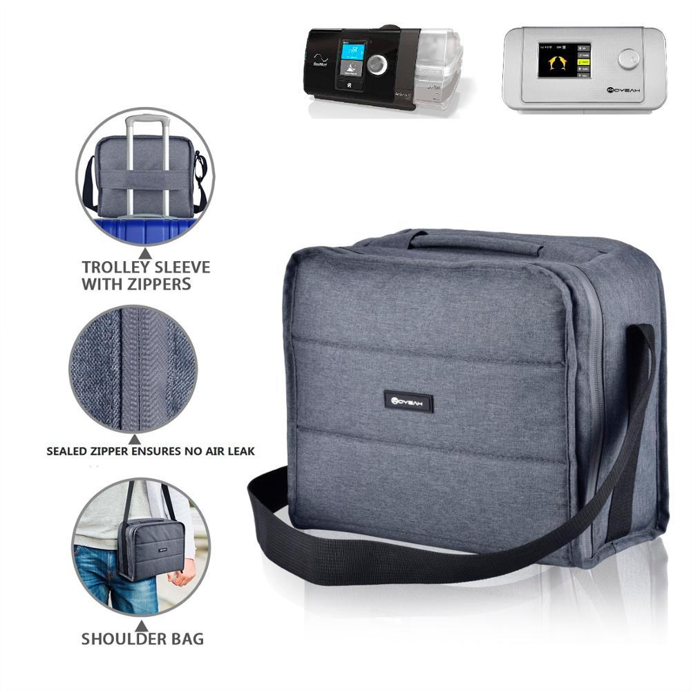 MOYEAH sac désinfectant CPAP pour le nettoyage   sac nettoyant et désinfectant CPAP pour accessoires de Machines CPAP comme tube, masque