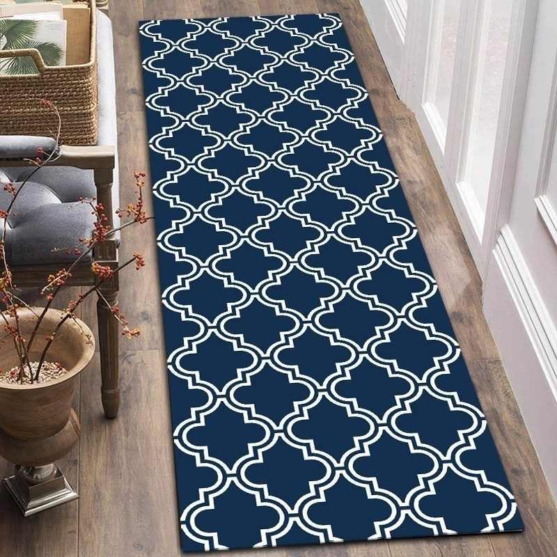 Lange Boden Matte Teppich Nicht-slip Tür Matte Komfort Boden Perfekte Teppiche für Küche Bad und Stehend Schreibtische Waschbar teppiche