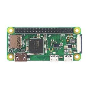Image 2 - Yeni varış ahududu Pi sıfır WH 1GHz 512Mb RAM dahili WiFi ve Bluetooth ile 40Pin önceden lehimli GPIO başlıkları Pi sıfır W