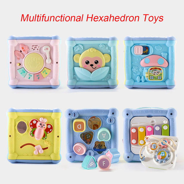 Multifunctional Musical Toys Xylophone Child Baby