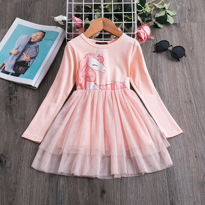 Hffe2471e262a4ff283876b8f10ea3290y 2019 Autumn Winter Girl Dress Long Sleeve Polka Dot Girls Dresses Bow Princess Teenage Casual Dress Daily Kids Dresses For Girls