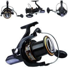 Yumoshi 6000-10000 Size One way Ball Bearings Big Trolling Fishing Reels surf casting Reel Metal Carp Molinete Shimano