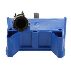 Image 5 - Mavi hava kutusu filtre tertibatı için Yamaha PEEWEE PW80 PW 80 Pit kir bisikletleri