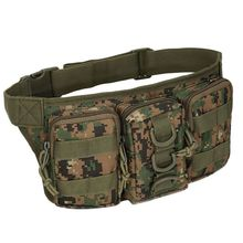 Outdoor Utility Tactical Waist Pack Pouch Military Camping Hiking Bag Belt Bags цена 2017