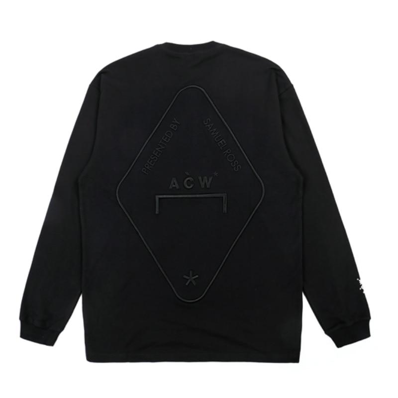 A-COLD-WALL ACW Hoodies Men Women Streetwear High Quality Embroidery Sweatshirt Xxxtentacion Kanye West