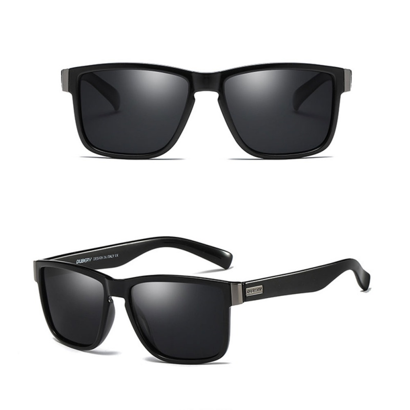 Design Polarized Sunglasses Men Driver Shades Male Vintage Sun Glasses Goggles Glasses HD Sight Night Driving SunGlasses Drive