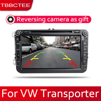 TBBCTEE Car Android System 1080P IPS LCD Screen For Volkswagen VW Transporter 2010~2018 Car Radio Player GPS Navigation BT DVD