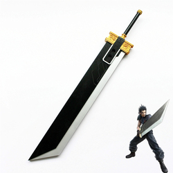 Final Fantasy VII FF7 Zack Fair Buster Sword Prop Cosplay Replica Sword