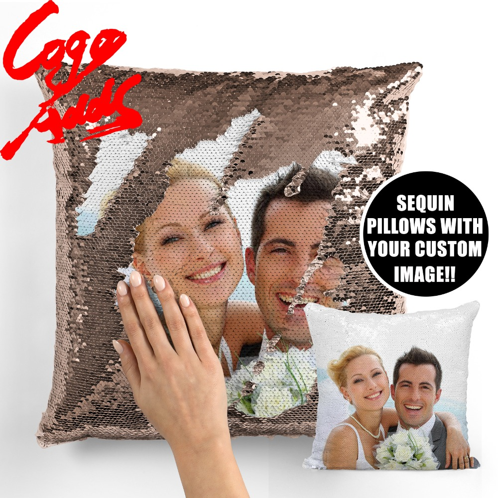 post malone sequin pillow sequin