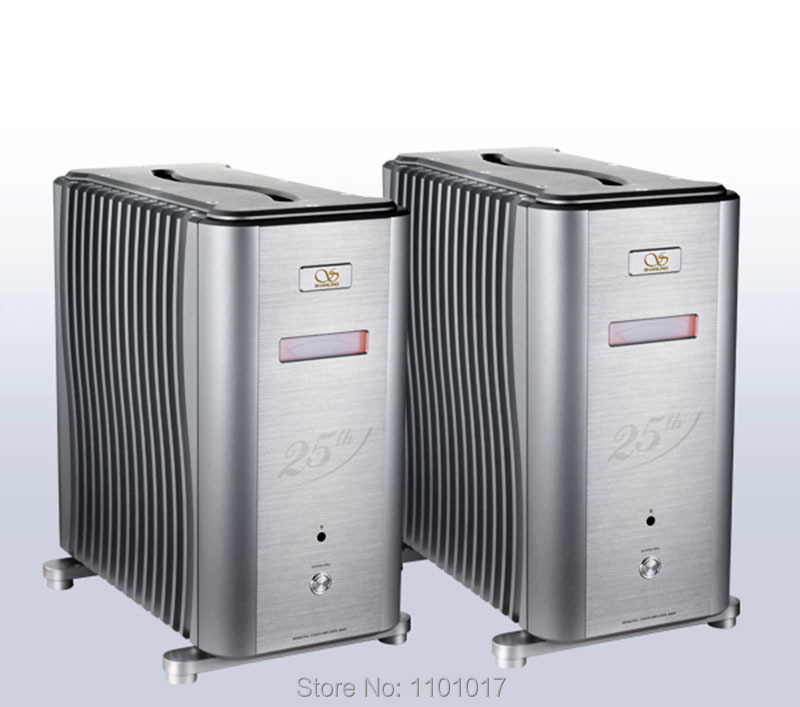 Shanling 25th Anniversary Version A600 Flagship Pure Power <font><b>Amplifier</b></font> <font><b>HIFI</b></font> EXQUIS <font><b>800W</b></font> Post Power AMP (Pair) image
