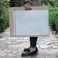 Minghua 4k8 Öffnen Linde Painted Skizzen Zeichnung Bord Skizze Hand Zeichnung Bord Massivholz A2 croquis ban