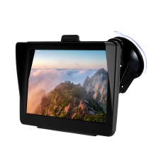 Audio-Player Navigation Touchscreen Tablet Gps HD with Back-Support Free-Map Free-Map