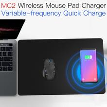 JAKCOM MC2 Wireless Mouse Pad Charger Hot sale in as spor saat smart to