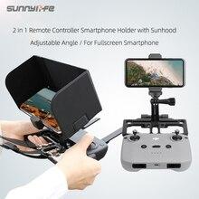 Supporto per telefono cellulare con telecomando con supporto per Smartphone a schermo intero per DJI Mavic Mini SE/Air 2S/AIR 2/Mini2/Mini