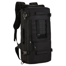 Travel Backpack Hiking Rucksack Camping-Bags Military Tactical 50L Men's New Hot Top-Quality
