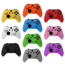 Protective Cover Cap Analog Thumb Sticks Grip Soft Silicone Case Anti Slip Waterproof for XBOX Ones Gamepad Controller