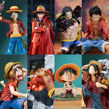 One Piece Toy Action Figures Anime Figure Action Toys Anime Action Figure Toy Figure Anime One Piece Figure SCultures D. Luffy