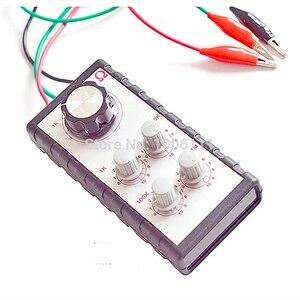 Автомобильный датчик 24 В, имитатор сигналов, диагностический инструмент для обслуживания цепи, Регулируемый датчик сопротивления