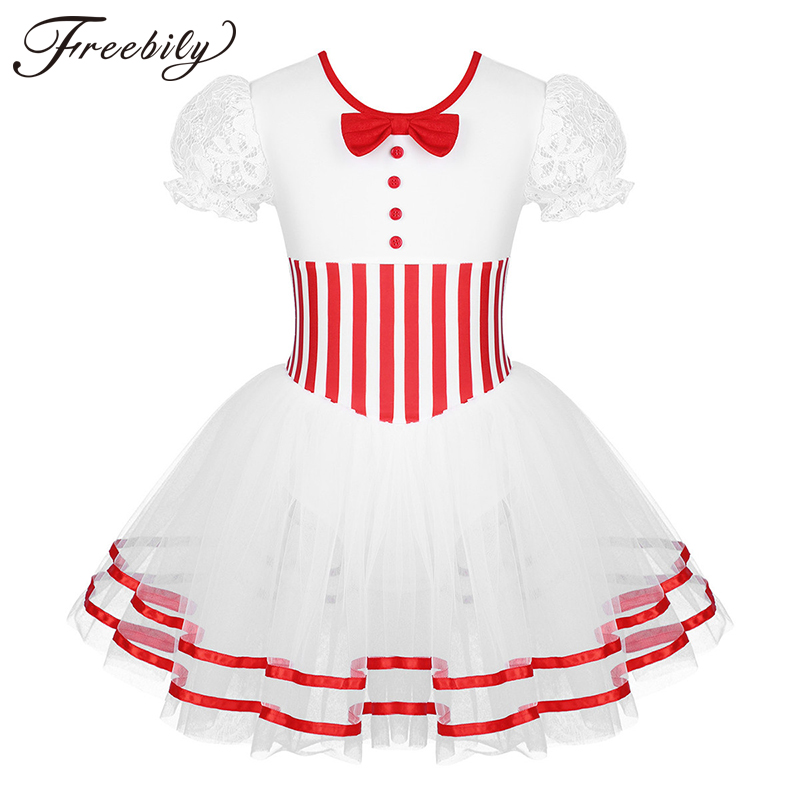 Freebily Toddler Baby Girls Princess Birthday Party Fancy Dress Costumes Adventure Outfit