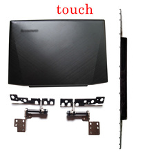 цена на NEW For Lenovo Y50 Y50-70 Y50-70A Laptop LCD Back Cover/Front Bezel/Hinges No Touch AM14R000400/With Touch AM14R000300
