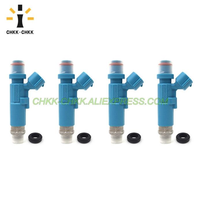 CHKK-CHKK 23250-74200 23209-74200 fuel injector for TOYOTA JP CALDINA 2.0L 3SGE 1997~2002
