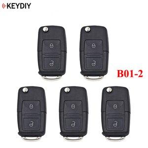 Image 1 - 5 PCS/LOT, Original Universal KEYDIY Remote for B01 2 B5 Style Remote Control Key B Series for KD900 ,URG200,KD X2