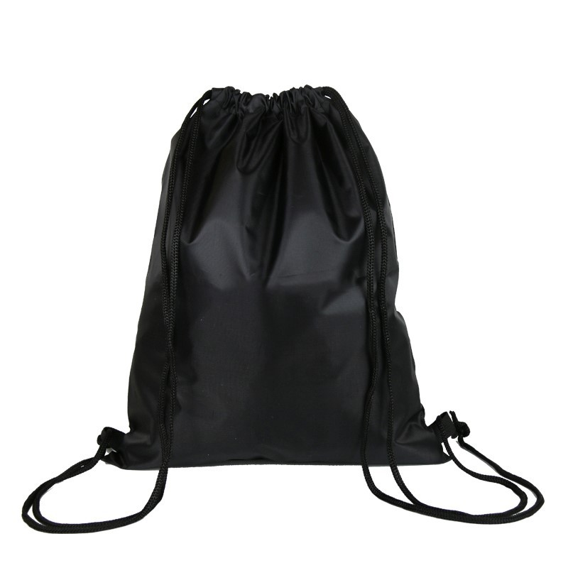 Bicycle Riding Backpack Anti-Spillage Breathable Running Basketball Portable Shoulder Drawstring Top Drawstring Sports Carrier