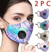 2 шт отпечатано дышащий маска татуировки женщины мужчины вечеринку декор маски с фильтром татуировки защитные материалы#0708LJC